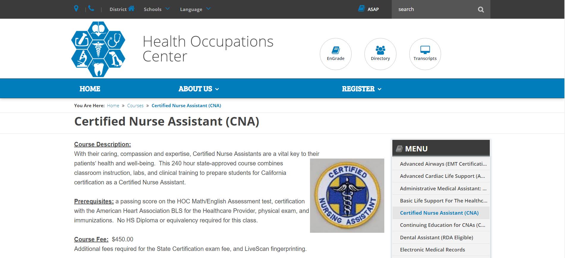health-occupation