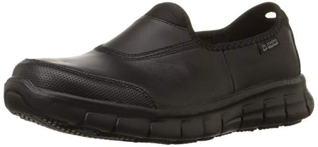 Womens Sport Comfort Skidproof Nursing Loafer Shoes Hospital Footware Work Shoes